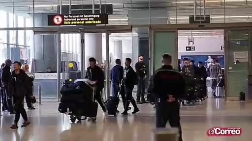 El Wuhan Zall de Carriço regresa a China por el coronavirus en España