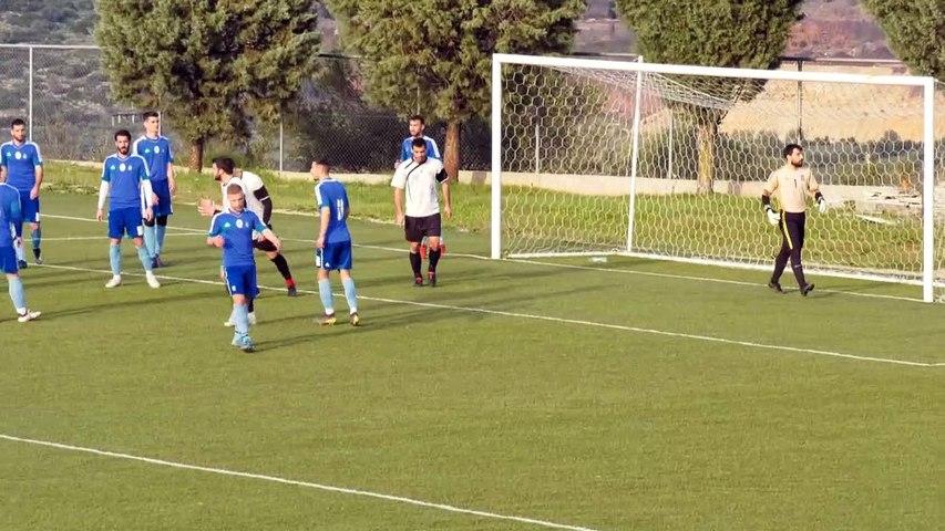 ΠΑΟ Κόκκινου-Κιθαιρώνας Καπαρελλίου 2-1 (κύπελλο Βοιωτίας)