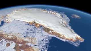 Groenlandia y la Antártida, en el peor escenario de cambio climático