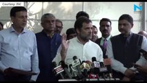 Scindia would neither get respect in BJP nor satisfaction: Rahul Gandhi