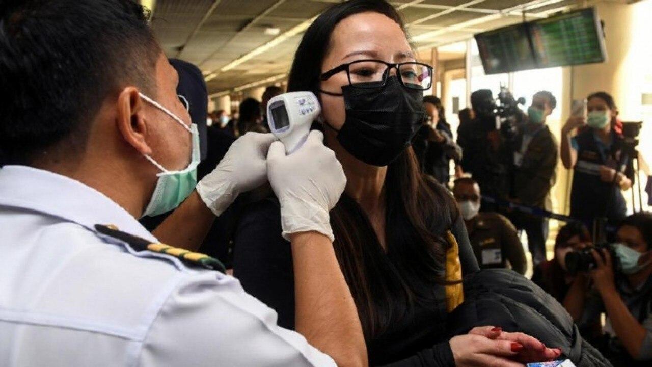 DIU video: Coronavirus cases outside China