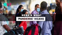 WHO Declares Coronavirus a Pandemic, But Here's Why You Shouldn't Panic