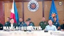 Duterte extends the suspension of classes in Metro Manila until April 12