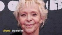 Cinéma : disparition de la réalisatrice Tonie Marshall