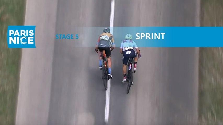 Paris-Nice 2020 - Étape 5 / Stage 5 - Sprint