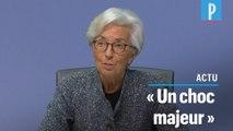 Coronavirus : Lagarde évoque un « impact significatif » sur l'économie