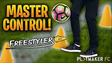 Freestyler | 10 Football Control Training Drills