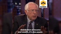 Senator Bernie Sanders Fights for Our Kids and Grandkids