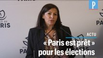 Municipales : Anne Hidalgo se veut rassurante