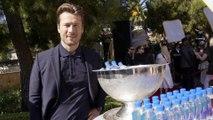 Tom Cruise a offert à Glen Powell sa formation de pilote