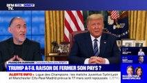 Story 2 : Trump a-t-il raison de fermer son pays ? - 12/03