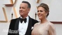 Tom Hanks & Rita Wilson Test Positive for Coronavirus | THR News