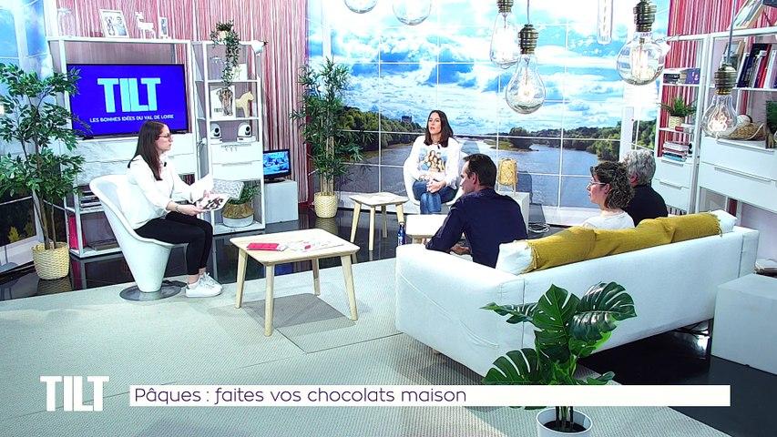 TILT - 12/03/2020 Partie 3 - Pâques: faites vos chocolats maison