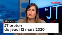 JT Breton du jeudi 12 mars 2020