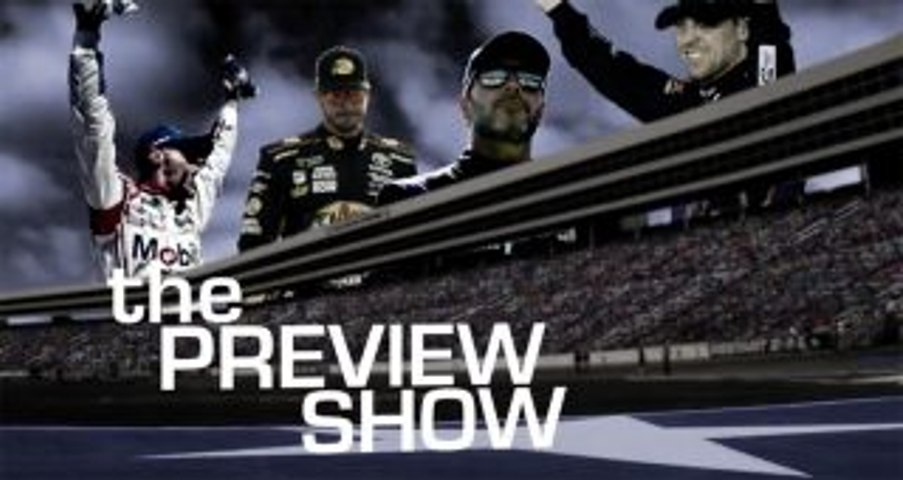 Preview Show: Who can beat Joey Logano?