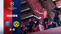 L'Inside : Paris Saint-Germain - Borussia Dortmund