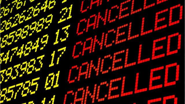 Global Travel Grinding To A Halt During Market Meltdown