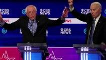 Biden, Sanders challenge Trump on coronavirus