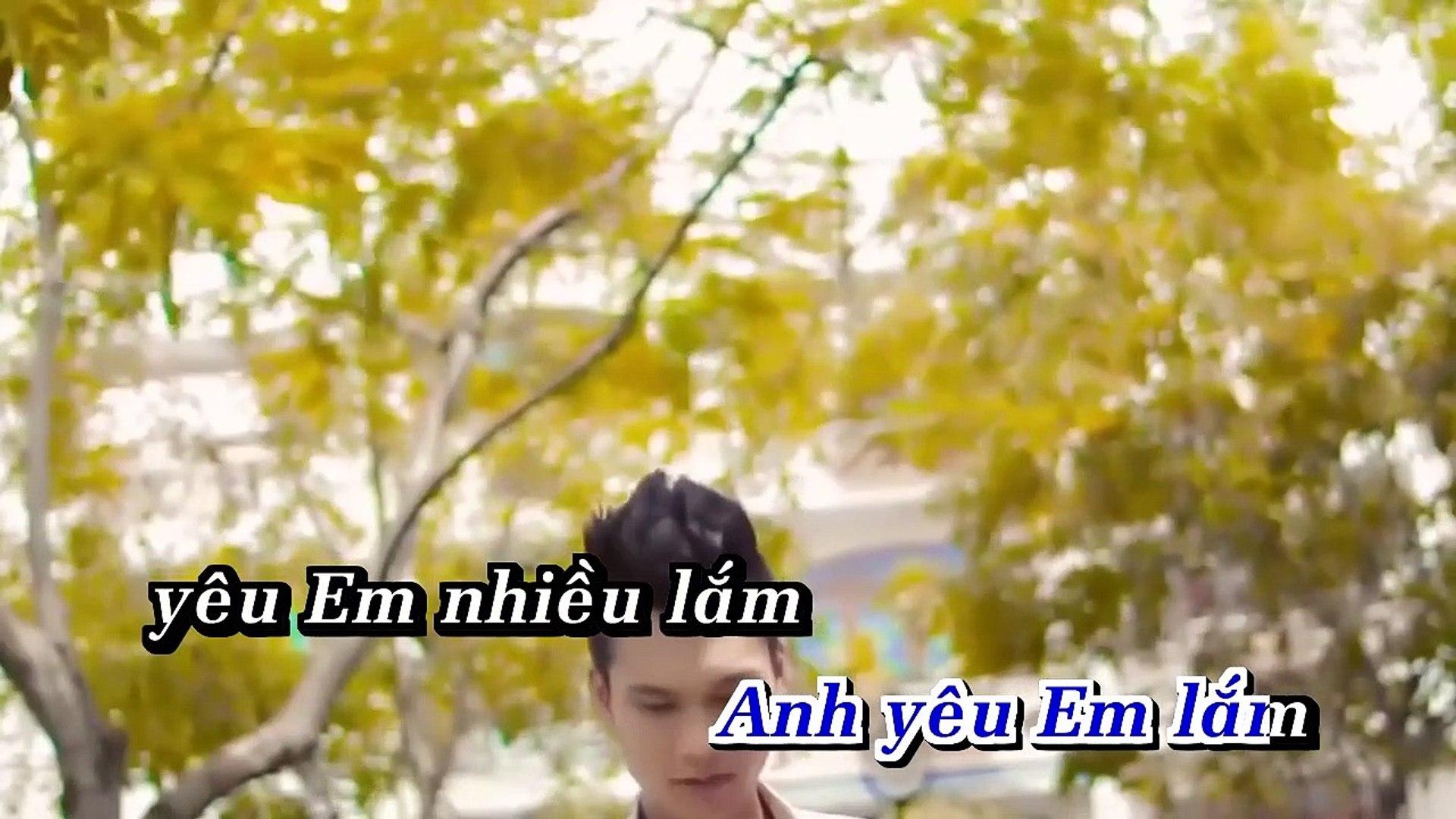 [Karaoke] Anh Yêu Em Lắm - Khắc Việt [Beat]