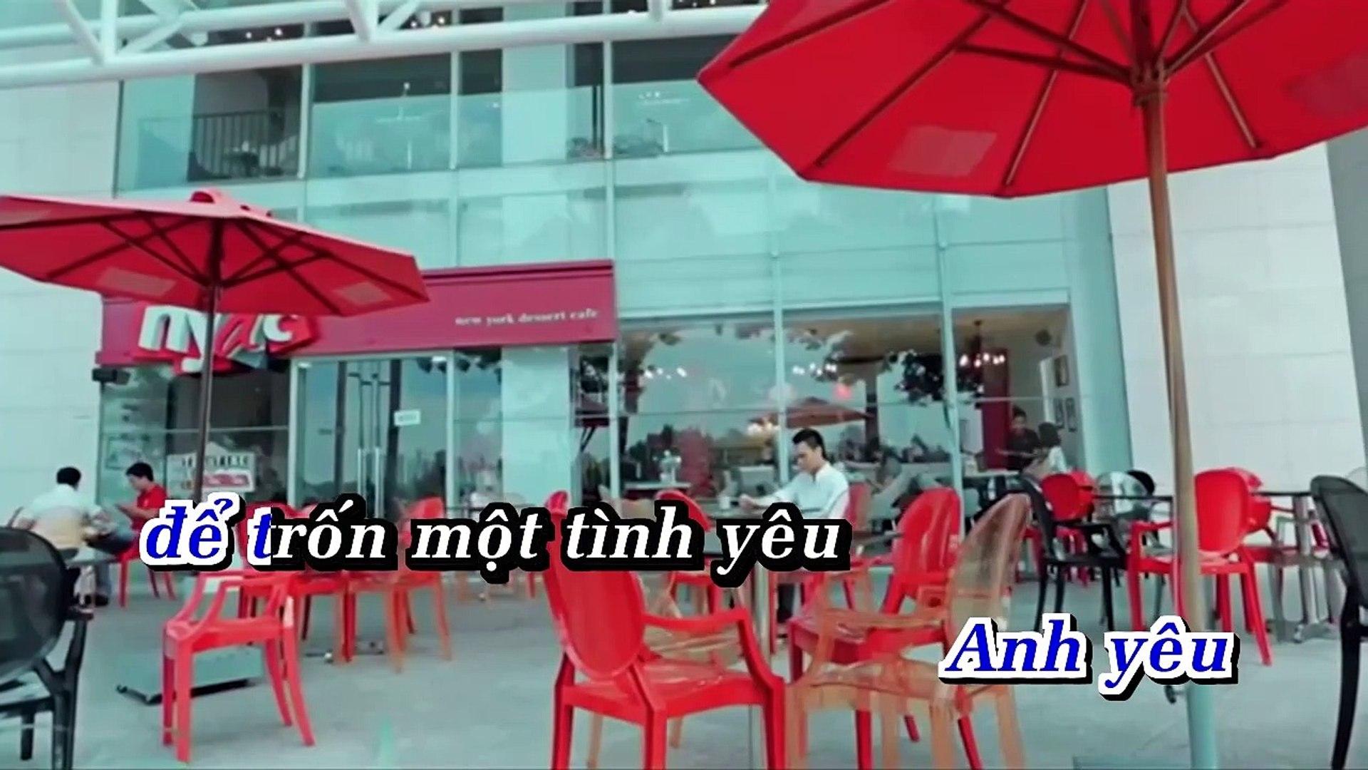 [Karaoke] Anh Yêu Người Khác Rồi - Khắc Việt [Beat]