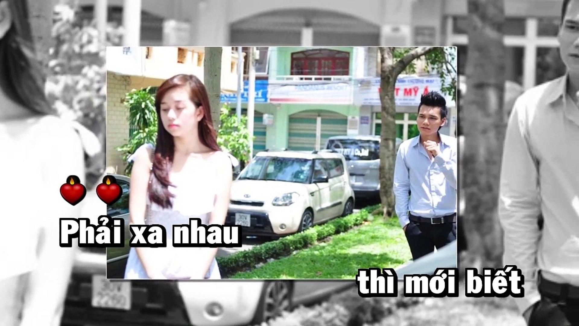 [Karaoke] Phải Xa Nhau - Khắc Việt [Beat]