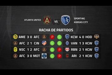 Previa partido entre Atlanta United y Sporting Kansas City Jornada 4 MLS - Liga USA