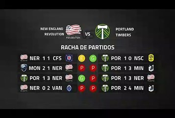 Previa partido entre New England Revolution y Portland Timbers Jornada 4 MLS - Liga USA