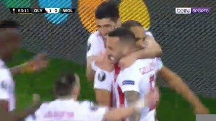 Olympiakos 1-1 Wolves | Europa League 19/20 Match Highlights