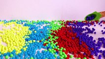 Pj Masks Cups Beads Balls Toys, Learn Colors Pj Masks Wrong Heads