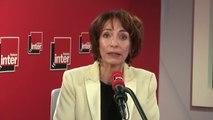 """Marisol Touraine : """"Le président hier soir était chef de guerre : c'est une forme de guerre que nous menons face à cette l'épidémie qui arrive, à cette vague que nous n'arrivons pas totalement à identifier. Et il était aussi le rassembleur de la Nation."""""""