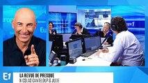 """Emmanuel Macron aux victimes du Coronavirus : """"Parents, soyez courageux ! Quoi qu'il en coûte !"""" (Canteloup)"""