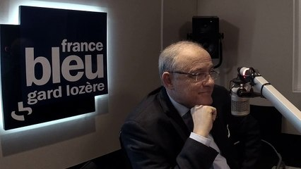 Didier Lauga préfet du Gard