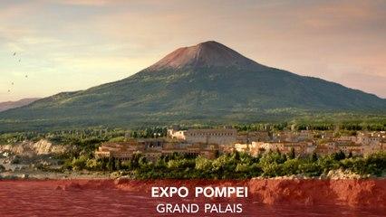 Pompéi : la bande-annonce de l'exposition