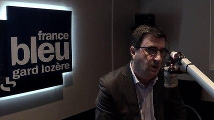 Christophe Madalle, Directeur général des services à la mairie de Nîmes