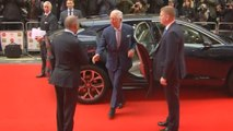 Prince Charles Can't Give Up Handshakes Quite Yet