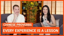 Chinese Proverbs: Every Experience is a Lesson | Intermediate Lesson | ChinesePod (v)