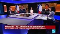 Qu'en déduire des annonces fortes d'Emmanuel Macron ?