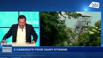 Saint-Etienne - Débat : élections municipales - Evénement (12/03/2020)