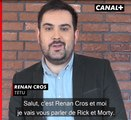 La Reco séries de Renan Cros : Rick & Morty - Le Cercle Séries