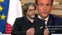 Morandini Live - Emmanuel Macron « un chef de guerre » « anxiogène » face au coronavirus