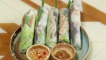 How to make Vietnamese spring rolls in 5 ways