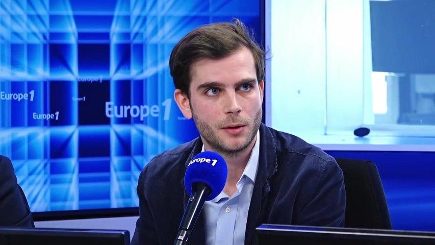 La France bouge : François Guirec Champoiseau, co-fondateur Cureety, application pour traquer les symptômes de patients infectés ou suspectés d'une infection par le coronarivus COVID-19