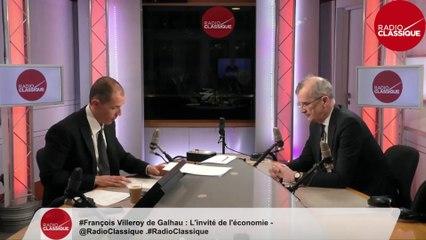CORONAVIRUS : « JE VAIS PROPOSER AU HAUT CONSEIL DE STABILITE FINANCIERE A BERCY LE RELACHEMENT DU COUSSIN CONTRA-CYCLIQUE » - FRANÇOIS VILLEROY DE GALHAU - L'INVITE DE L'ECONOMIE DU 13/03/2020