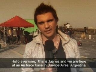 Juanes - Behind The Scenes Odio Por Amor