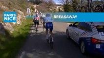 Paris-Nice 2020 - Étape 6 / Stage 6 - Breakaway