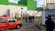 Une usine explose près de Rouen… Aucun blessé, et les secours sont sur place !
