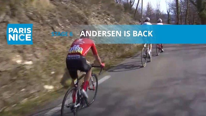 Paris-Nice 2020 - Étape 6 / Stage 6 - Andersen is back