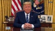 Virus : Donald Trump prend des mesures drastiques et affole la planète