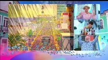 Encerramento Fofocalizando de Carnaval (25/02/2020) (16h17) | SBT 2020