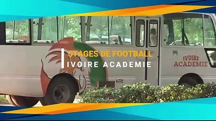 Stages de Football Ivoire Académie